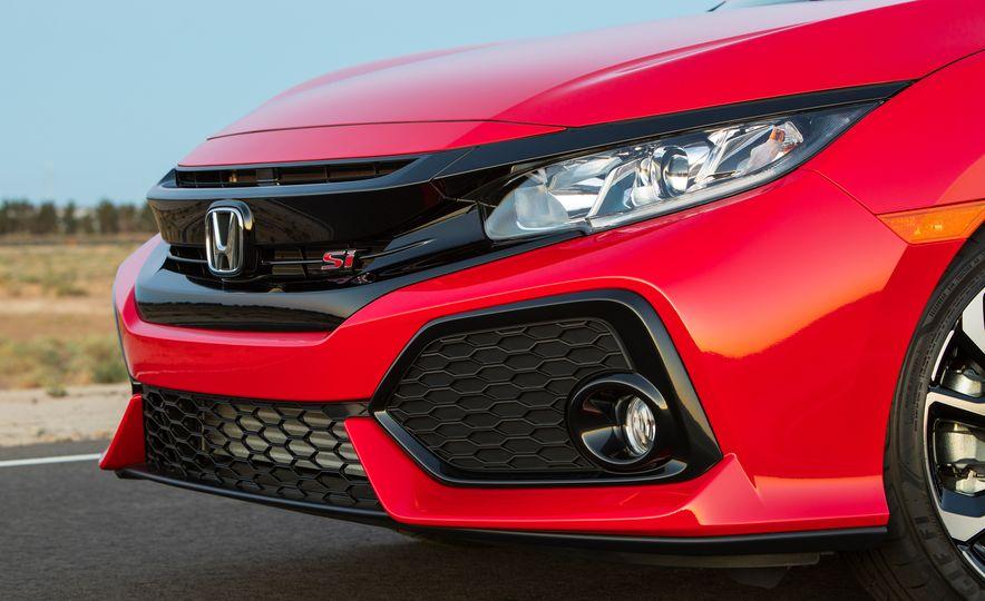 2017 Honda Civic Si - Slide 67