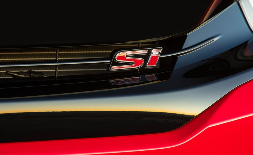 2017 Honda Civic Si - Slide 68