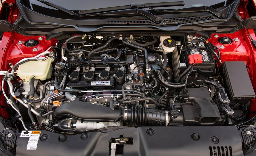 2017 Honda Civic Si - Slide 77