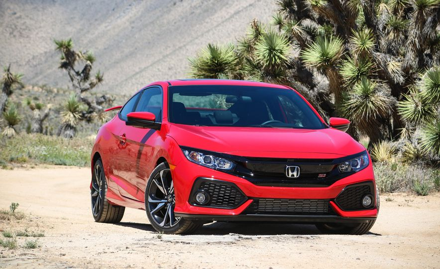 2017 Honda Civic Si - Slide 58