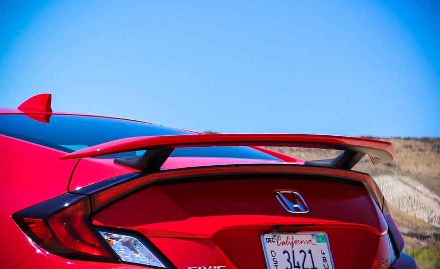 2017 Honda Civic Si - Slide 65