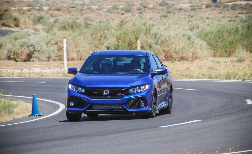 2017 Honda Civic Si - Slide 10