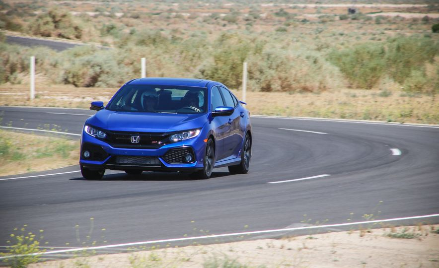 2017 Honda Civic Si - Slide 11