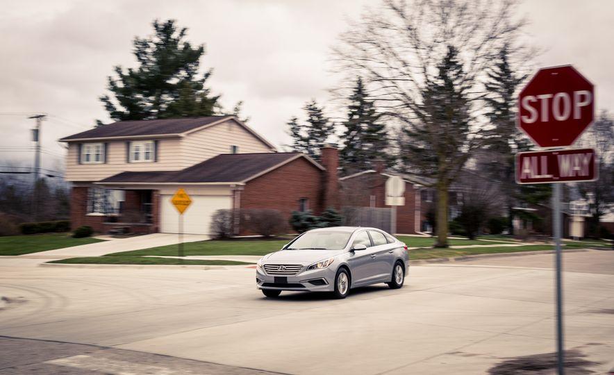 2017 Hyundai Sonata - Slide 6