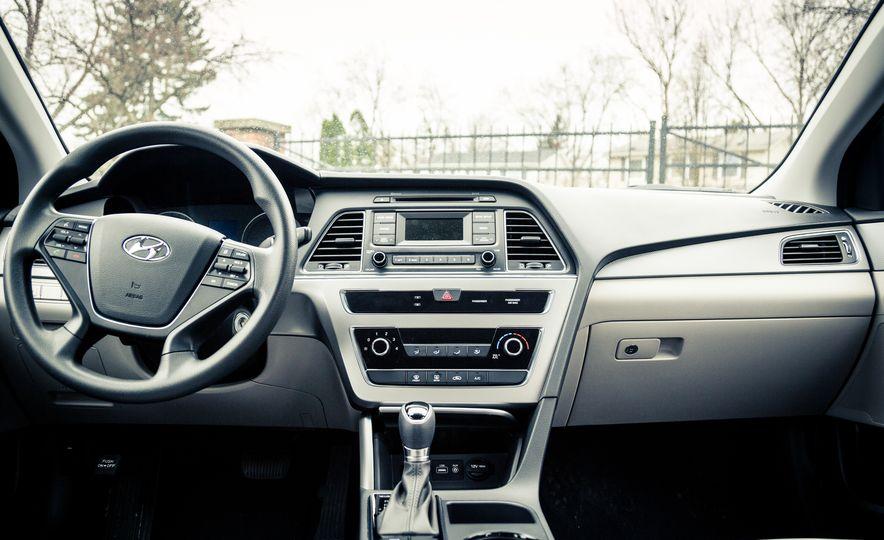 2017 Hyundai Sonata - Slide 23