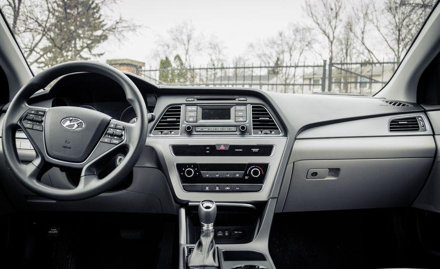 2017 Hyundai Sonata - Slide 25