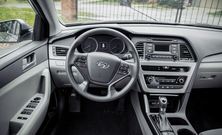 2017 Hyundai Sonata - Slide 26