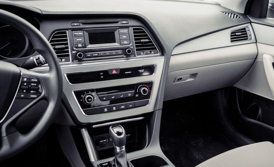 2017 Hyundai Sonata - Slide 30