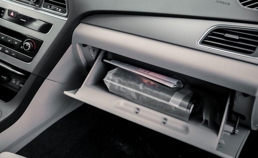 2017 Hyundai Sonata - Slide 34