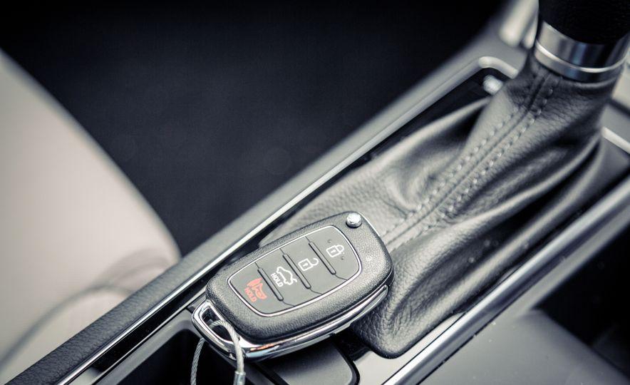 2017 Hyundai Sonata - Slide 35
