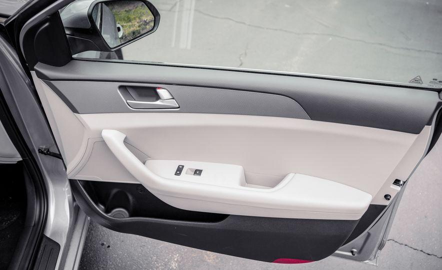 2017 Hyundai Sonata - Slide 36