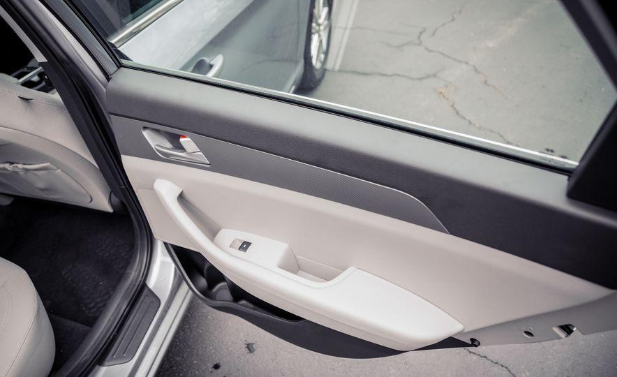 2017 Hyundai Sonata - Slide 37