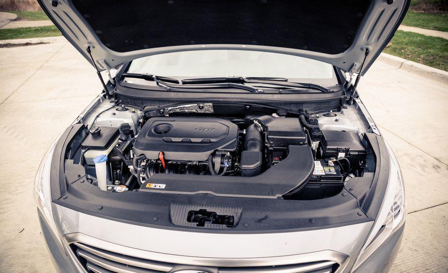2017 Hyundai Sonata - Slide 39