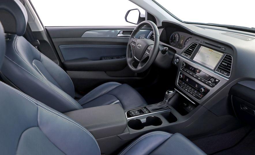 2017 Hyundai Sonata - Slide 66