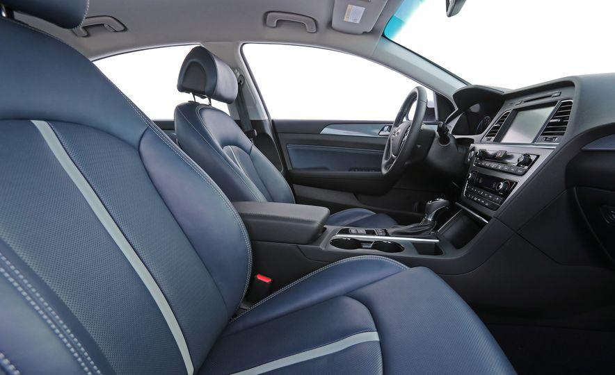 2017 Hyundai Sonata - Slide 67