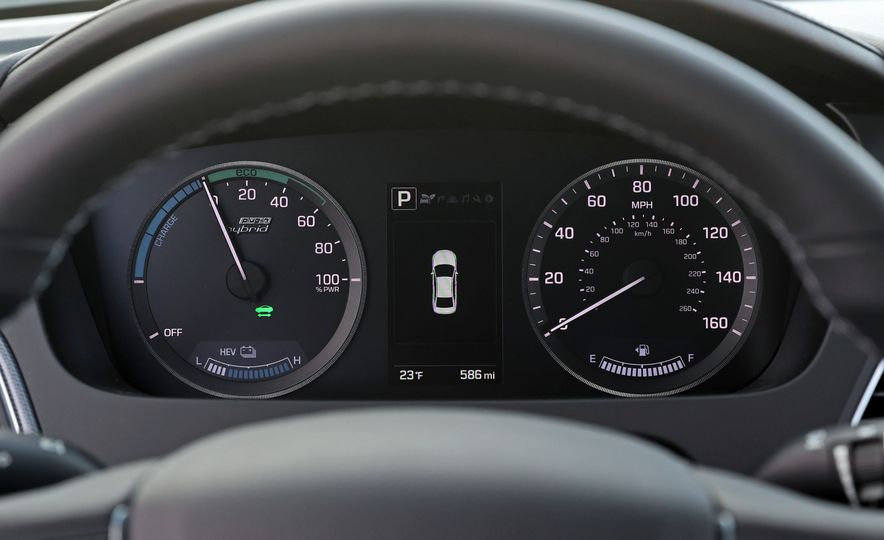 2017 Hyundai Sonata - Slide 70