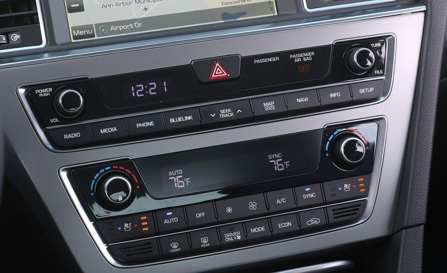 2017 Hyundai Sonata - Slide 78