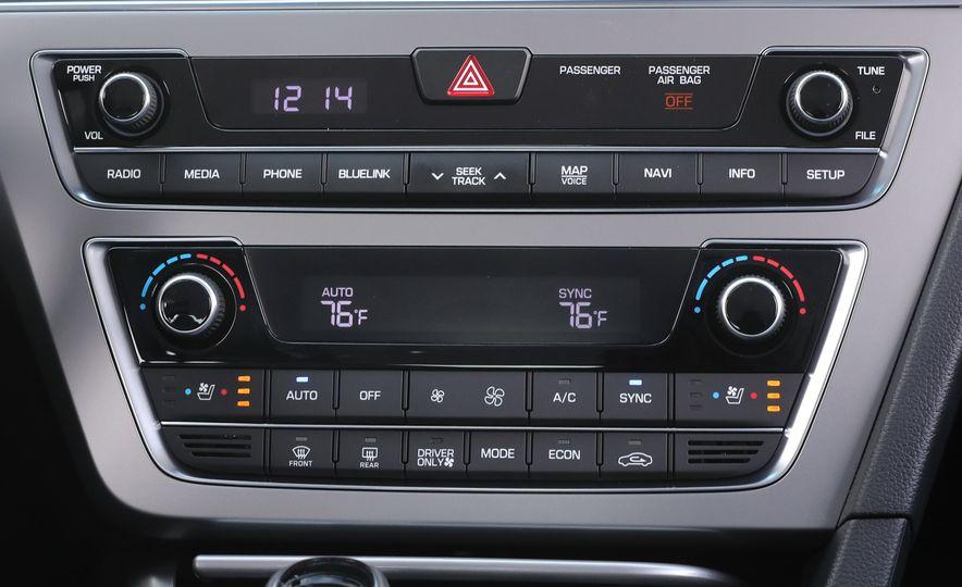 2017 Hyundai Sonata - Slide 79