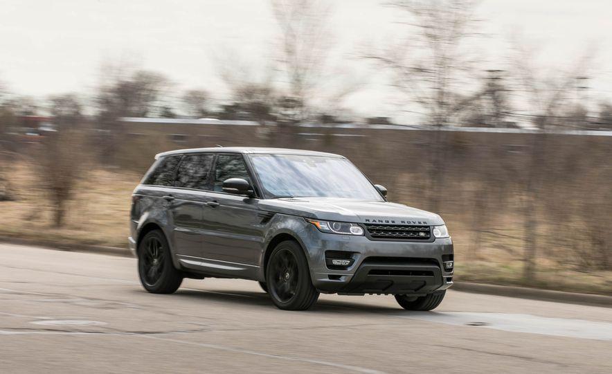 2017 Land Rover Range Rover Sport Autobiography - Slide 2