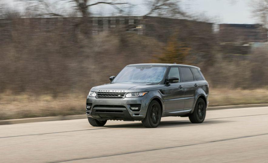 2017 Land Rover Range Rover Sport Autobiography - Slide 4