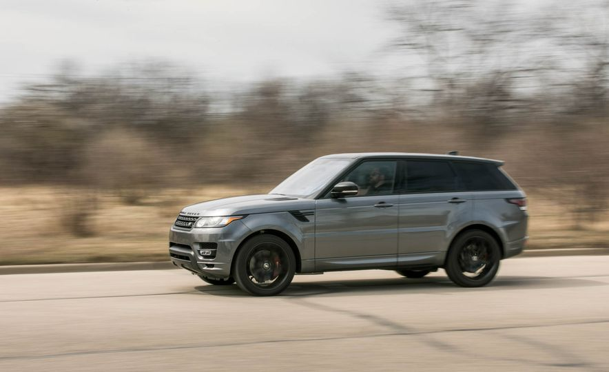 2017 Land Rover Range Rover Sport Autobiography - Slide 5