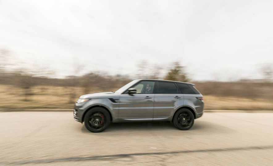 2017 Land Rover Range Rover Sport Autobiography - Slide 6