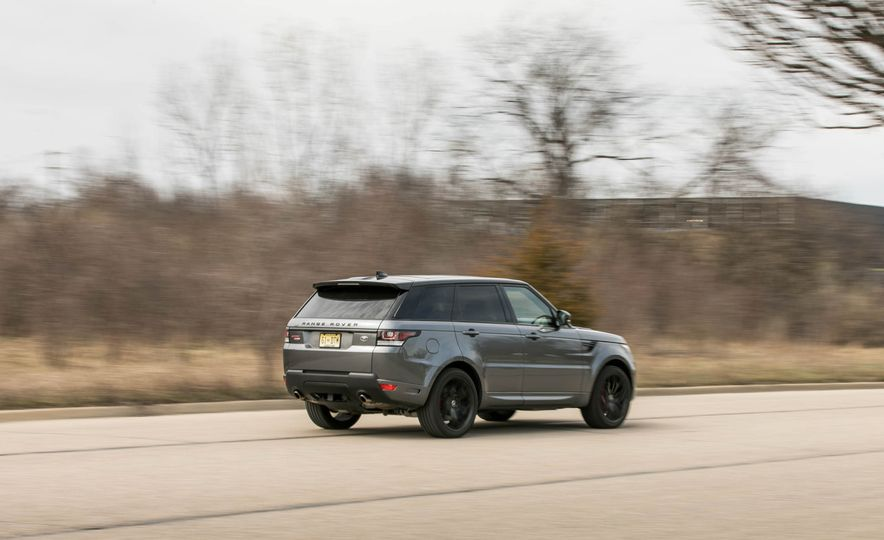 2017 Land Rover Range Rover Sport Autobiography - Slide 9