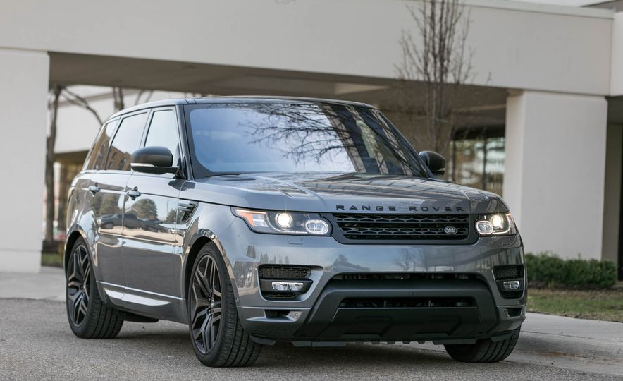 2017 Land Rover Range Rover Sport Autobiography - Slide 12