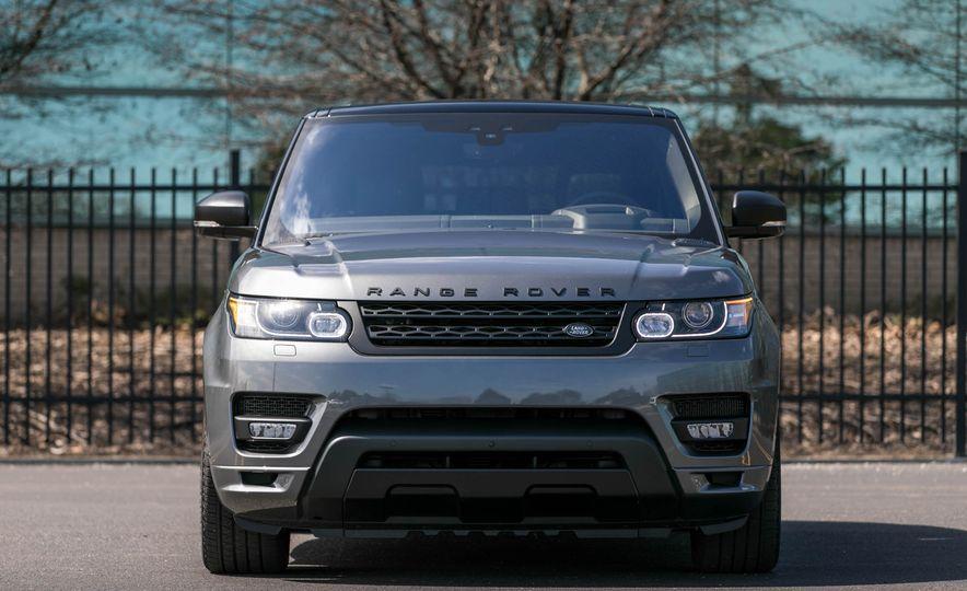 2017 Land Rover Range Rover Sport Autobiography - Slide 13