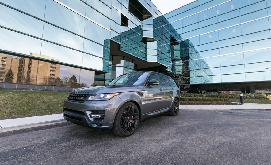 2017 Land Rover Range Rover Sport Autobiography - Slide 14