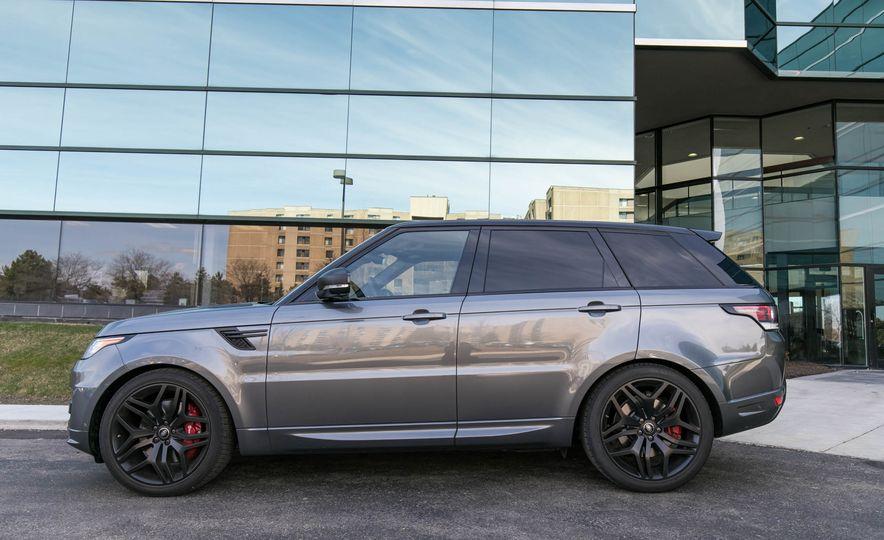 2017 Land Rover Range Rover Sport Autobiography - Slide 15