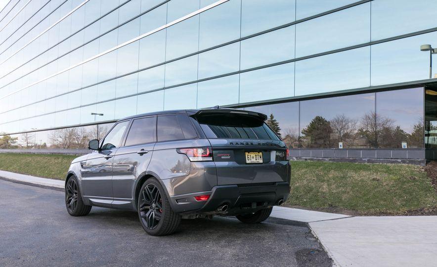 2017 Land Rover Range Rover Sport Autobiography - Slide 16