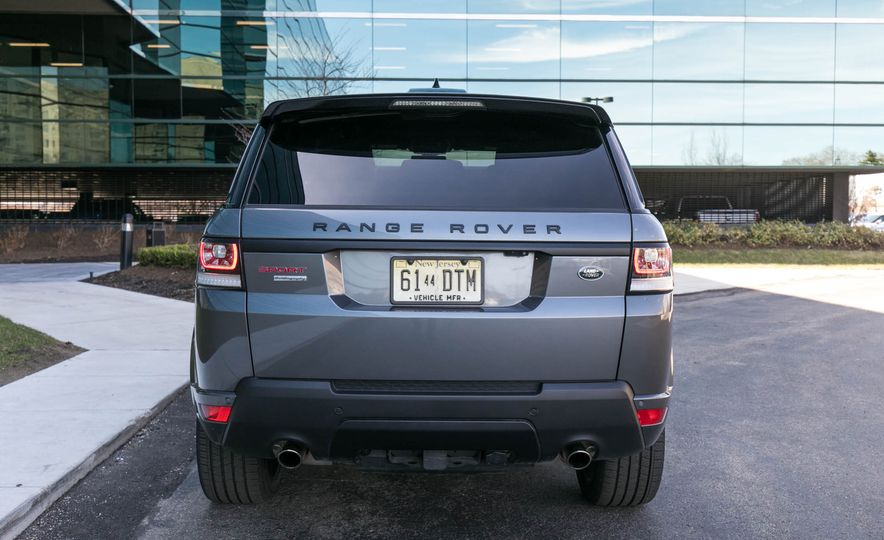 2017 Land Rover Range Rover Sport Autobiography - Slide 17