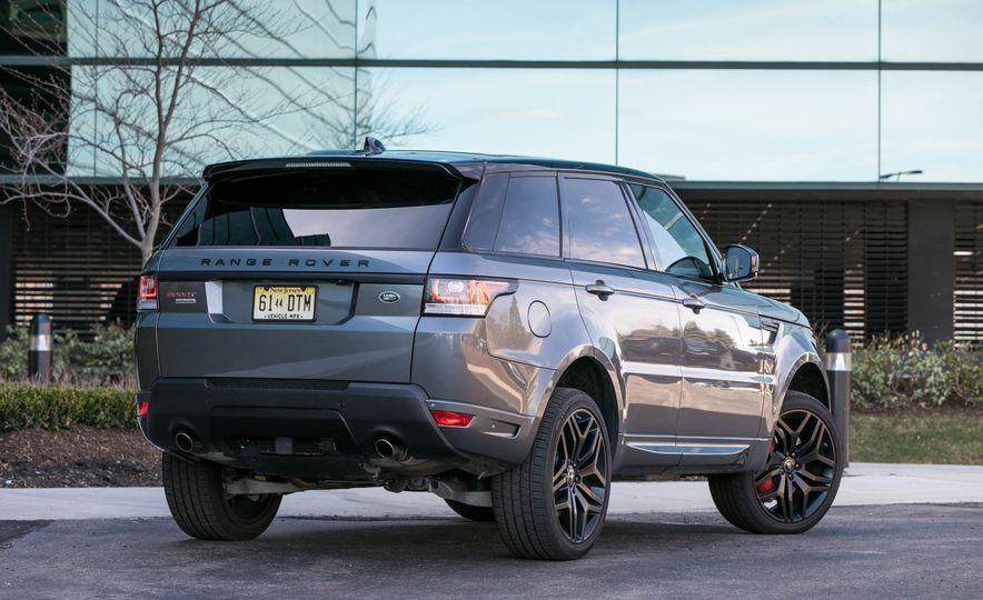 2017 Land Rover Range Rover Sport Autobiography - Slide 18
