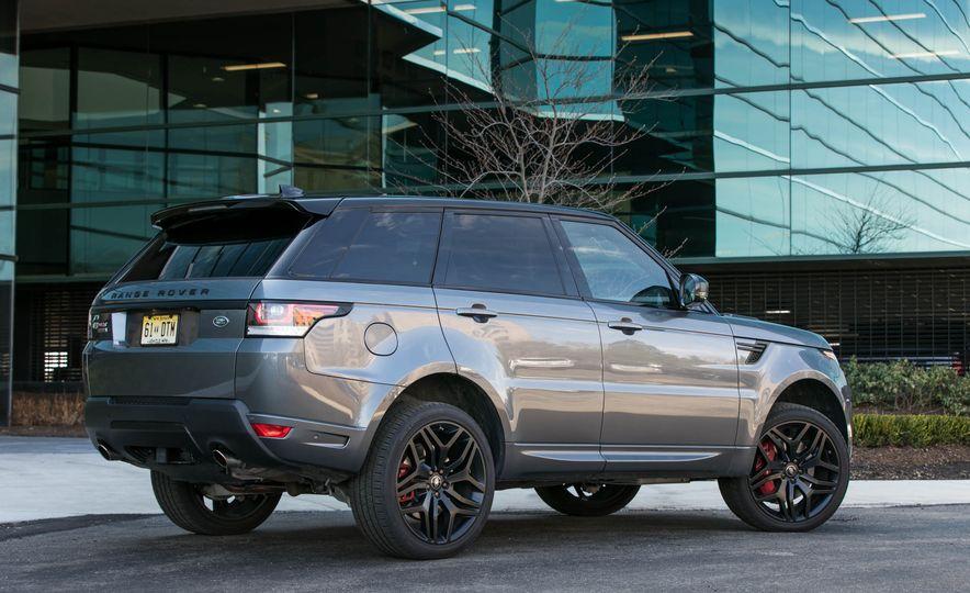 2017 Land Rover Range Rover Sport Autobiography - Slide 19