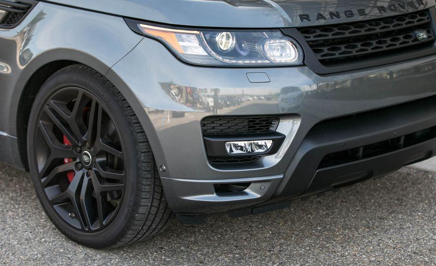 2017 Land Rover Range Rover Sport Autobiography - Slide 21