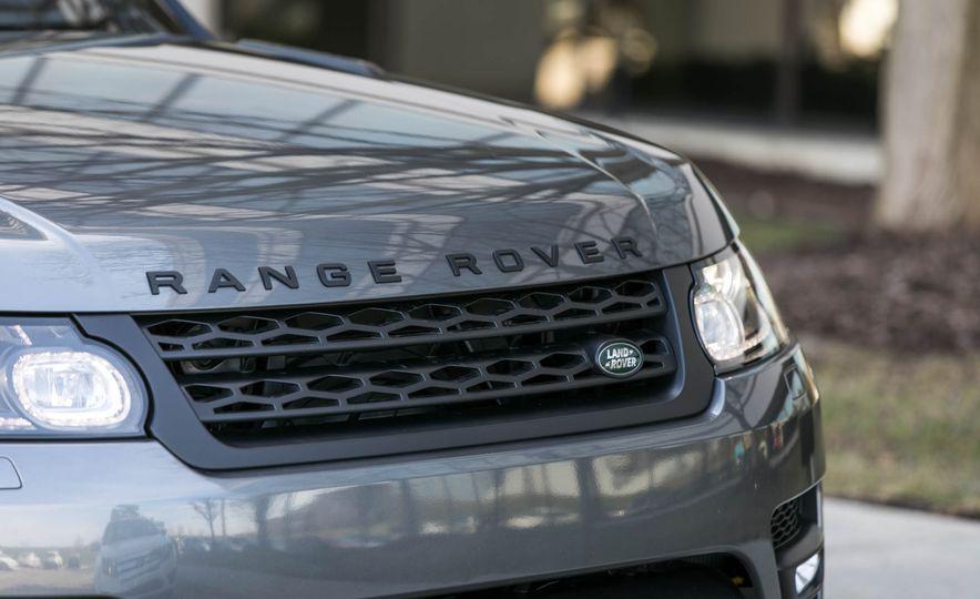 2017 Land Rover Range Rover Sport Autobiography - Slide 23