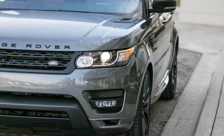 2017 Land Rover Range Rover Sport Autobiography - Slide 24