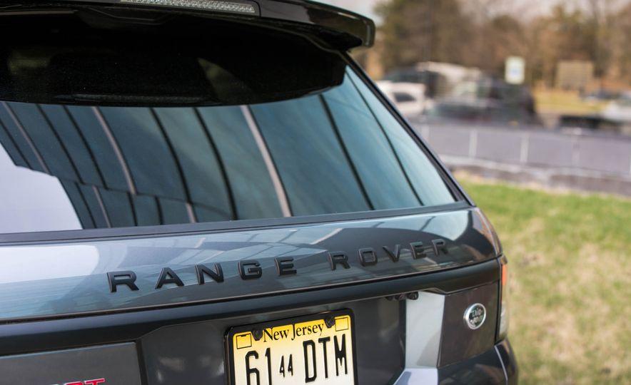 2017 Land Rover Range Rover Sport Autobiography - Slide 33