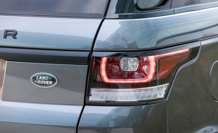 2017 Land Rover Range Rover Sport Autobiography - Slide 35