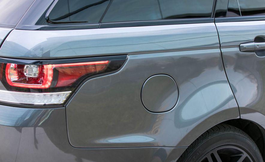 2017 Land Rover Range Rover Sport Autobiography - Slide 36