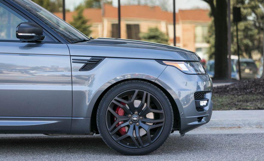 2017 Land Rover Range Rover Sport Autobiography - Slide 38
