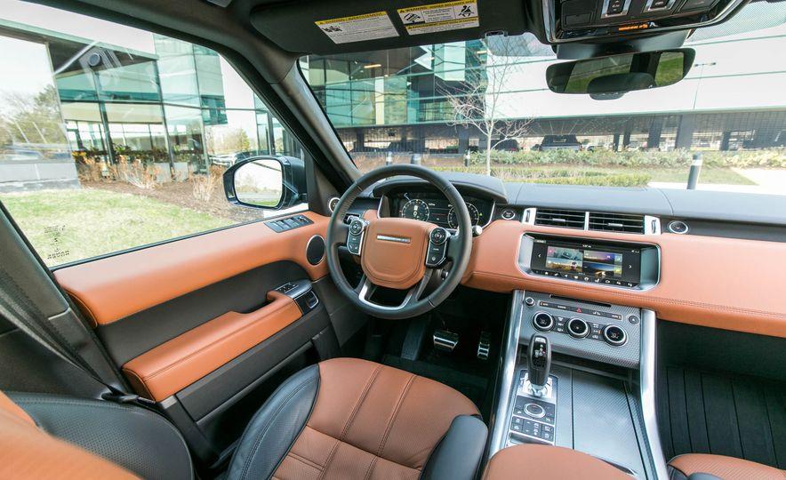 2017 Land Rover Range Rover Sport Autobiography - Slide 41