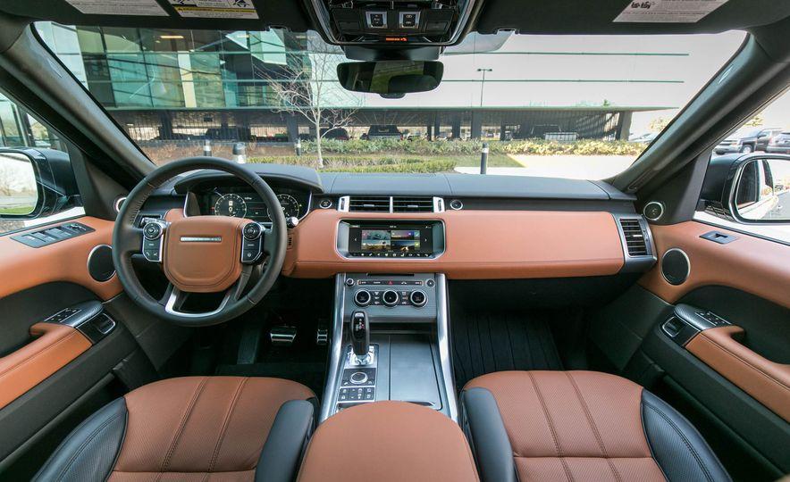 2017 Land Rover Range Rover Sport Autobiography - Slide 42
