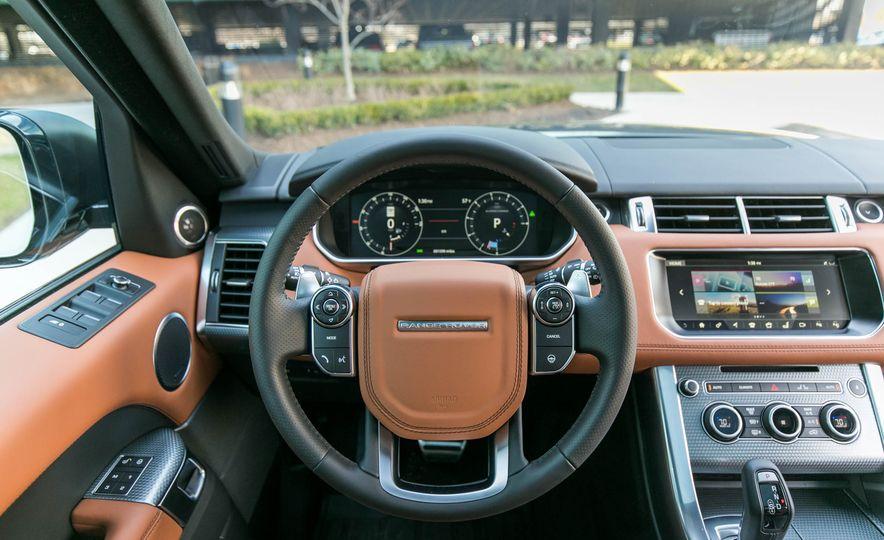 2017 Land Rover Range Rover Sport Autobiography - Slide 43