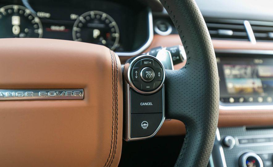 2017 Land Rover Range Rover Sport Autobiography - Slide 44