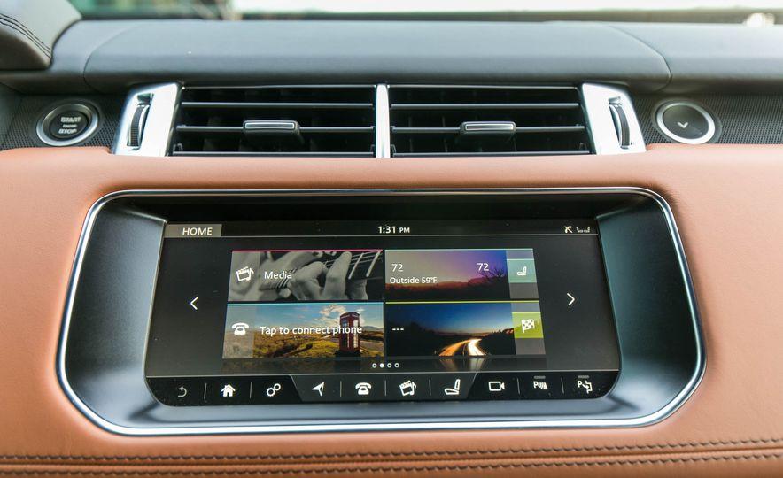 2017 Land Rover Range Rover Sport Autobiography - Slide 54