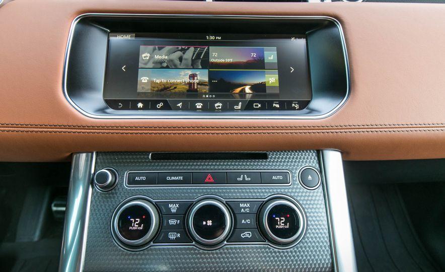 2017 Land Rover Range Rover Sport Autobiography - Slide 58