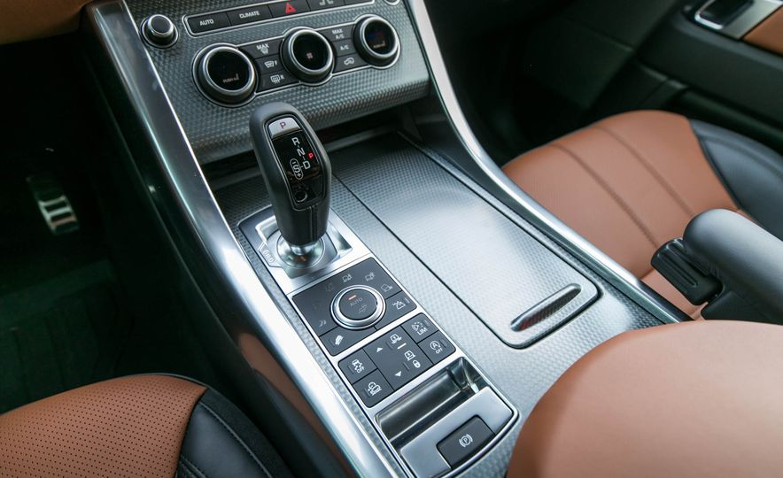 2017 Land Rover Range Rover Sport Autobiography - Slide 60