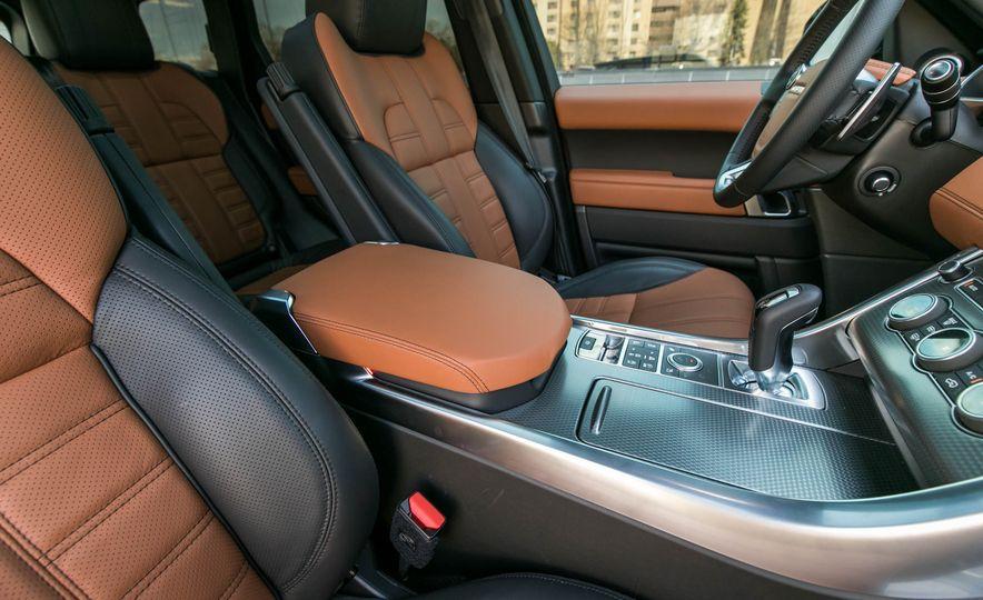2017 Land Rover Range Rover Sport Autobiography - Slide 65